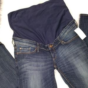 Mama Straight leg Pregnancy Jeans 10